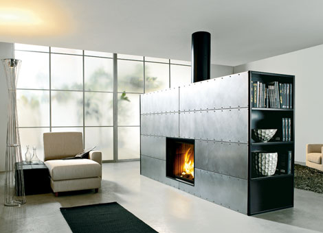 Edilkamin-modern-fireplace-steel-art