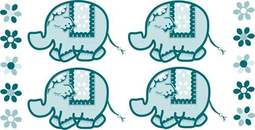 Deco200elephants